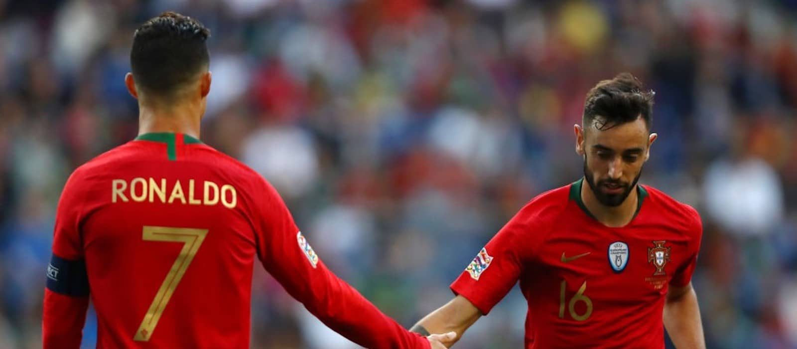 How Manchester United could line up with Bruno Fernandes in the side