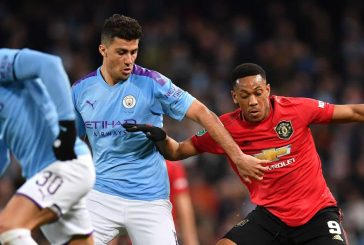 Player ratings: Manchester City 0-1 Manchester United (3-2 agg)