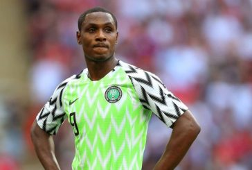 Manchester United agree loan deal for Odion Ighalo