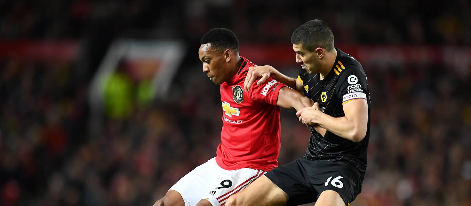 No cutting edge as Manchester United fail to penetrate Wolverhampton Wanderers