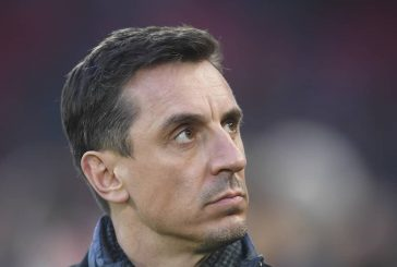 Video: Gary Neville posts top reaction to Manchester United result