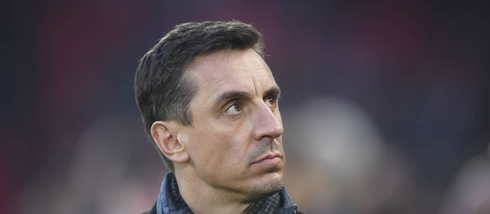 Gary Neville hints Manchester United players were fatigued