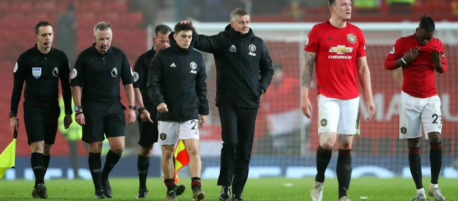 Manchester United value Daniel James despite Jadon Sancho interest