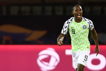 Antonio Valencia sends message of support to Odion Ighalo