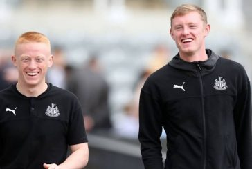 Manchester United target Sean Longstaff and brother Matty yet to agree contracts