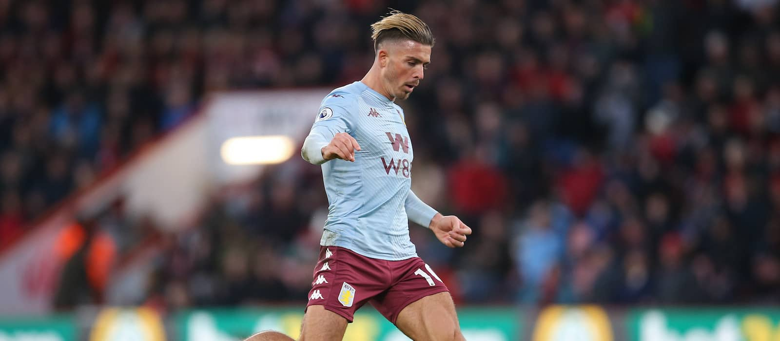 Manchester United remain interested in Jack Grealish despite controversy