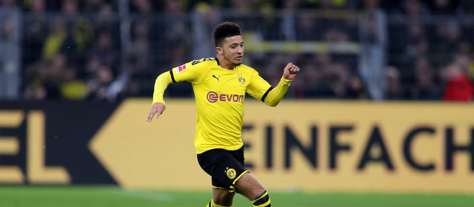 Manchester United given hope in potential Jadon Sancho transfer
