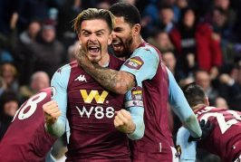Manchester United prioritise summer transfer for Jack Grealish