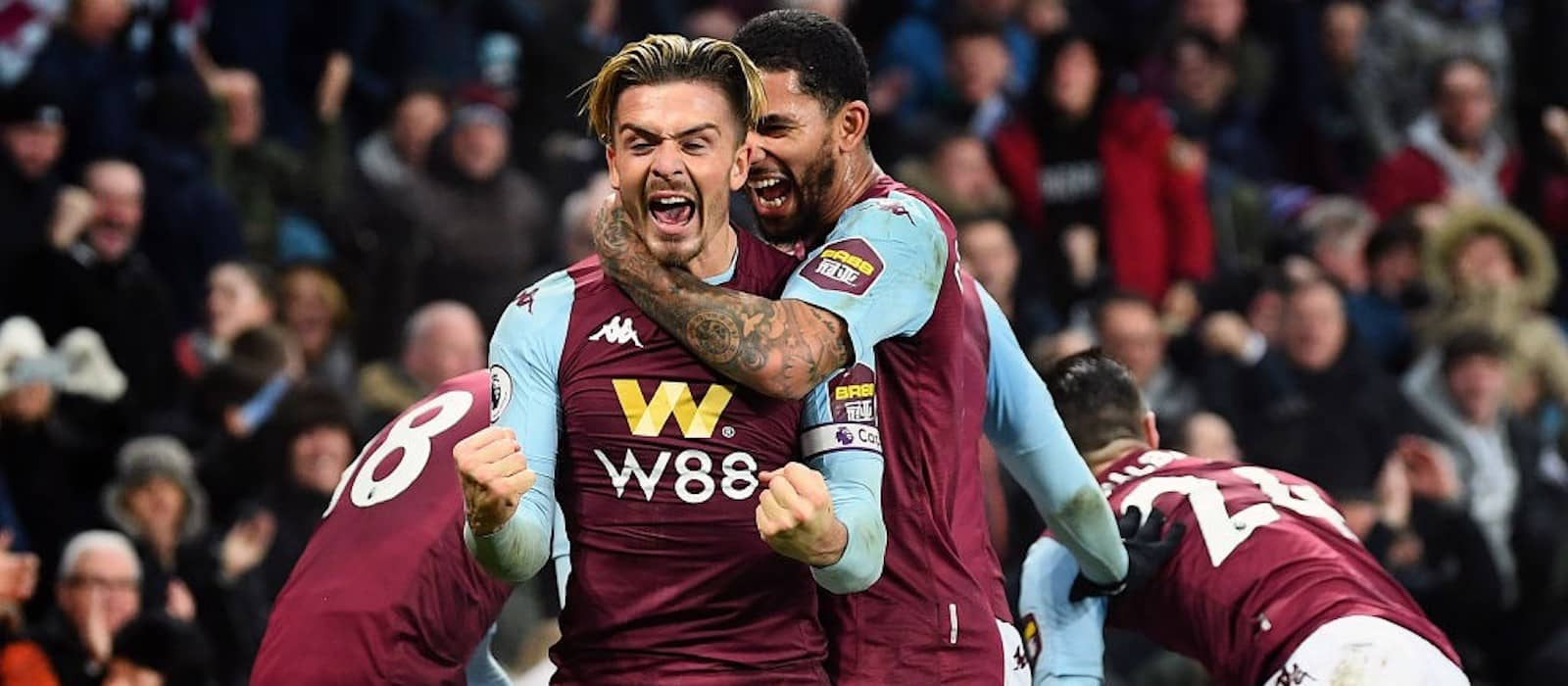 Expert claims Manchester United not in for Jack Grealish