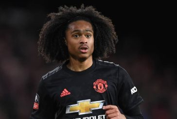 Tahith Chong set to sign new deal at Manchester United