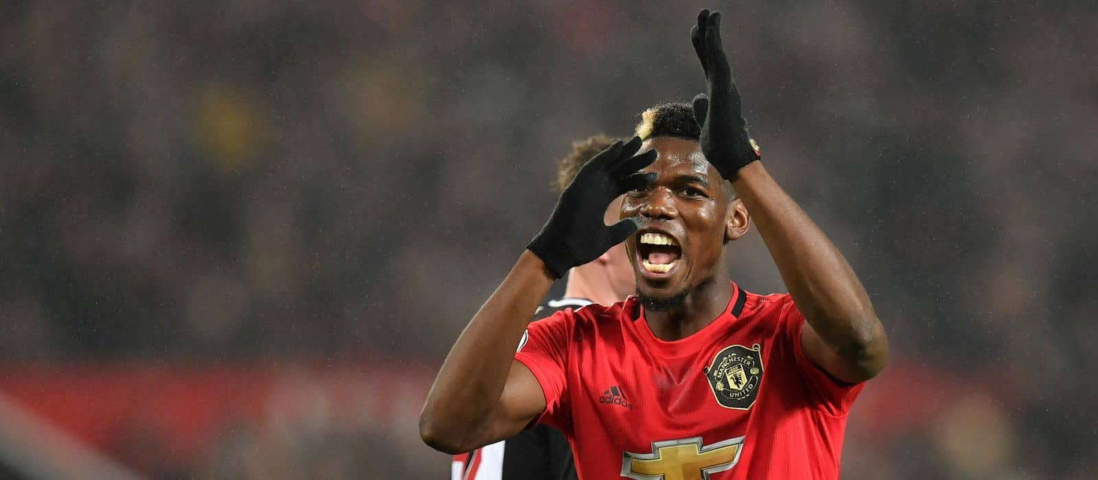 Paul Pogba sets date for Man United comeback