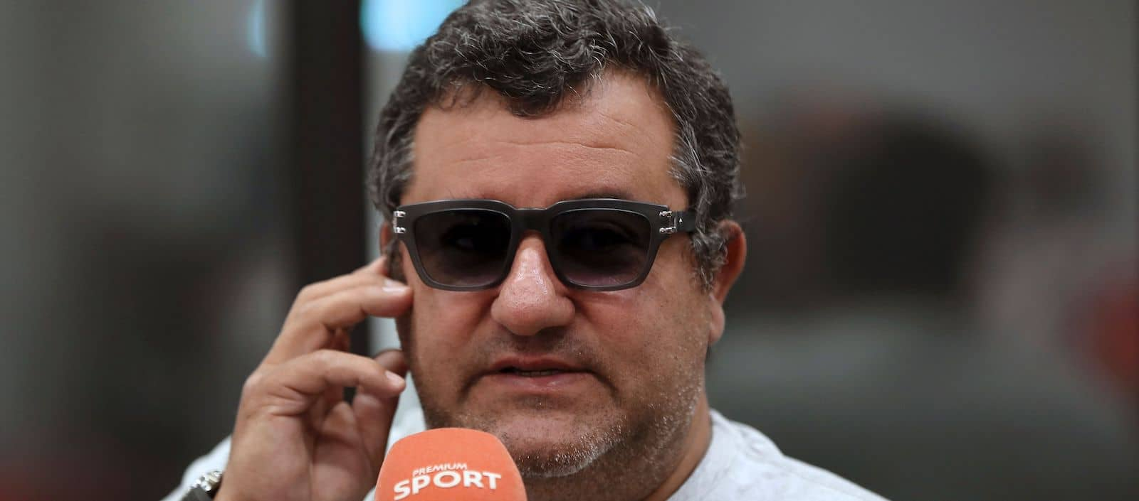 Paul Pogba's agent Mino Raiola promises Real Madrid 'great player'