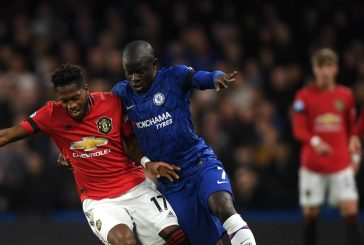 Fred proves central to Manchester United's victory vs Chelsea