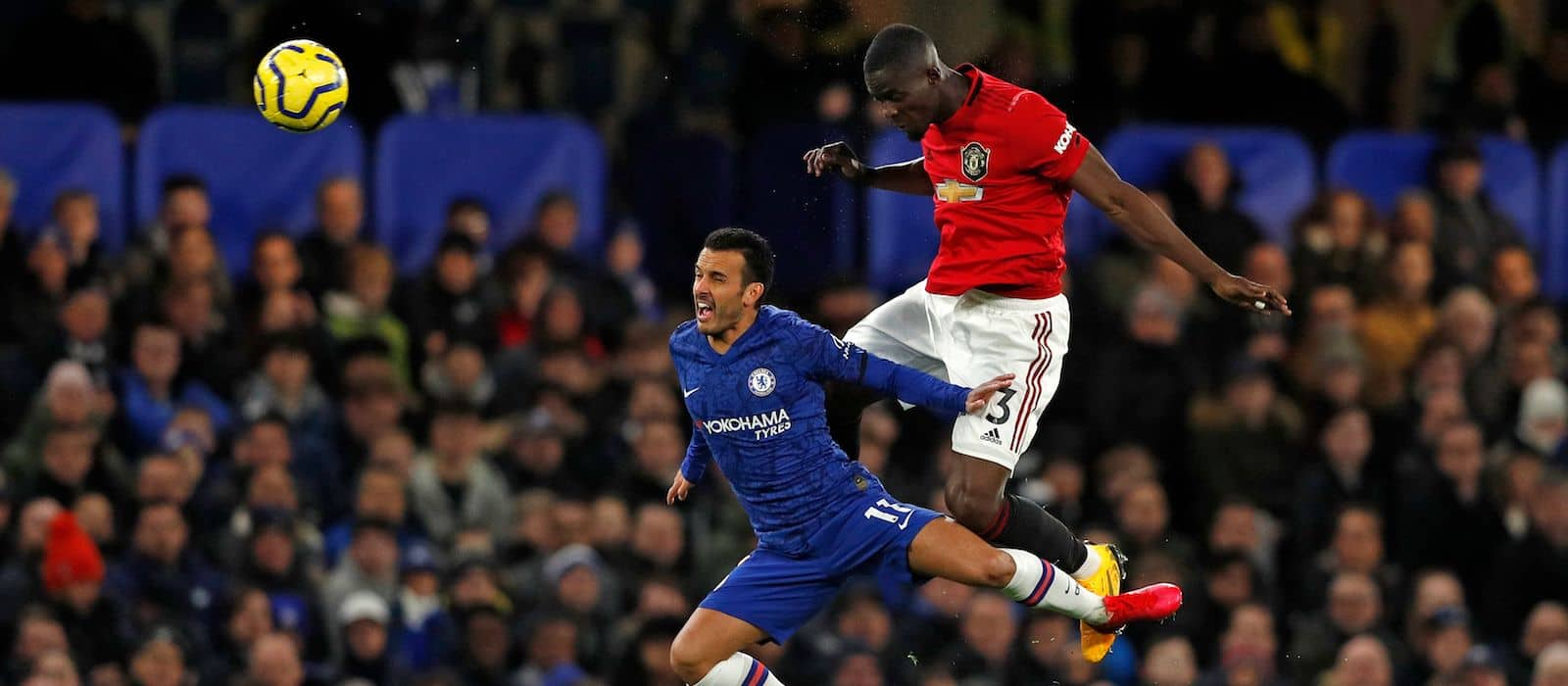 76% of fans think Eric Bailly should be Harry Maguire's centre back partner