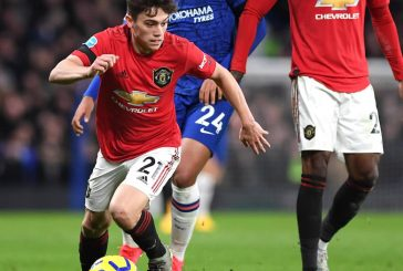 Four clubs now competing to take Daniel James on loan