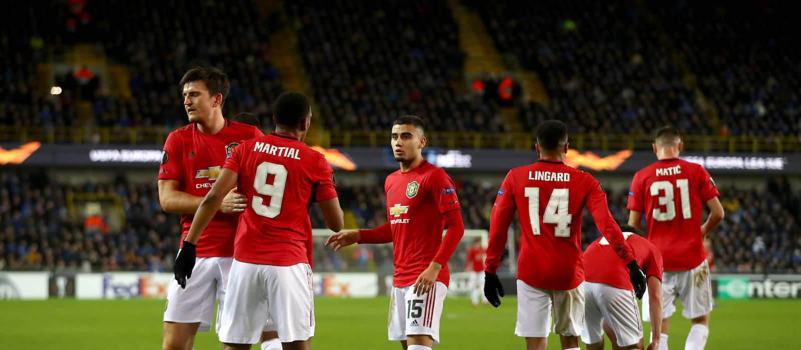 Manchester United fans angry over Jesse Lingard and Andreas Pereira performances