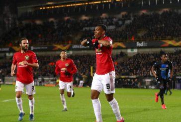 Player ratings: Club Brugge 1-1 Man United – Lacklustre performance