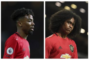 Ole Gunnar Solskjaer hopeful of Angel Gomes and Tahith Chong contracts