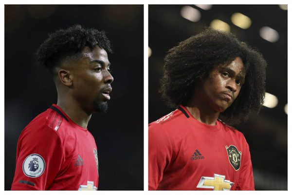 Ole Gunnar Solskjaer hopeful of Angel Gomes and Tahith Chong contracts - The Peoples Person