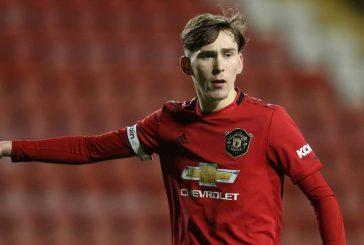 Man United's James Garner set for Championship loan move
