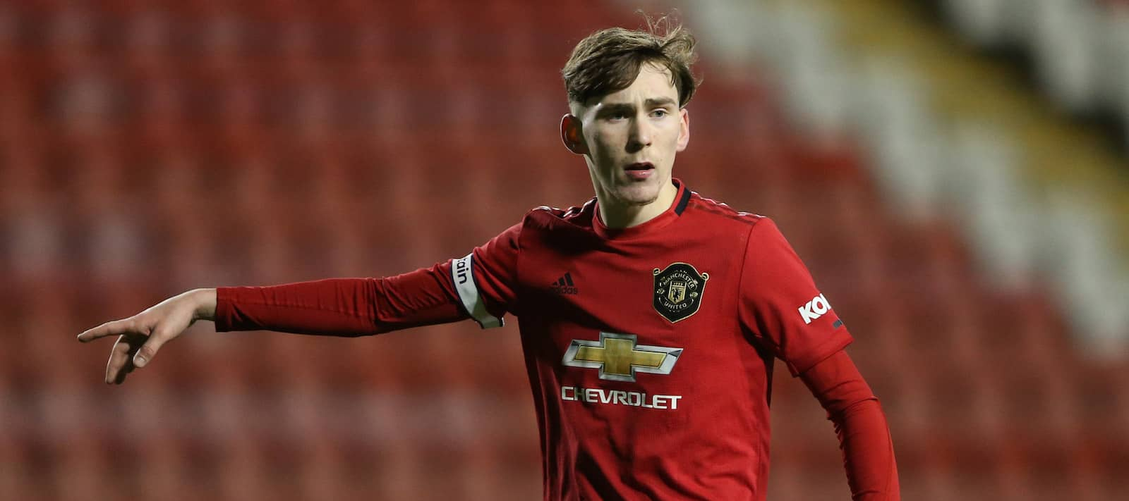 James Garner and five others to be loaned out next season