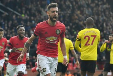Ole Gunnar Solskjaer pays Bruno Fernandes the ultimate compliment