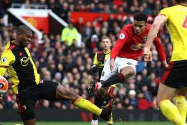 Mason Greenwood on fire as Man United cruise past Watford