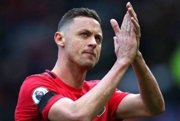 Nemanja Matic tops line-breaking passing rates amongst Manchester United stars