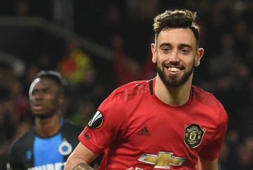 Manchester United fans delighted with Bruno Fernandes' performance vs Club Brugge