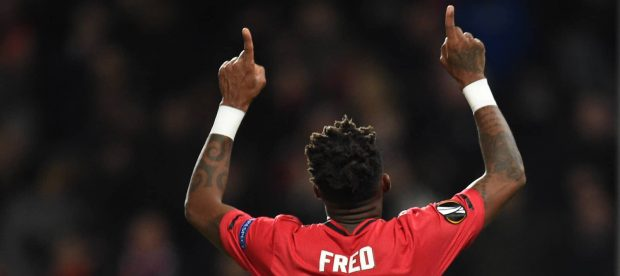 Fantastic Fred man of the match as Man United crush Bruges