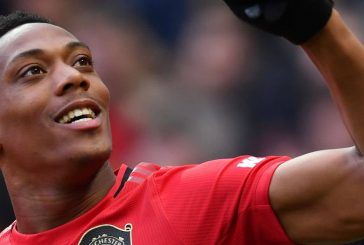 Anthony Martial not fit to play Everton, report claims