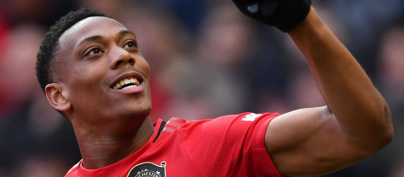 Anthony Martial could be involved in Inter Milan swap deal this summer