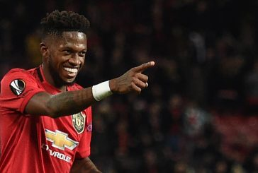 Statistics show Fred, Brandon Williams most two-footed Man United players