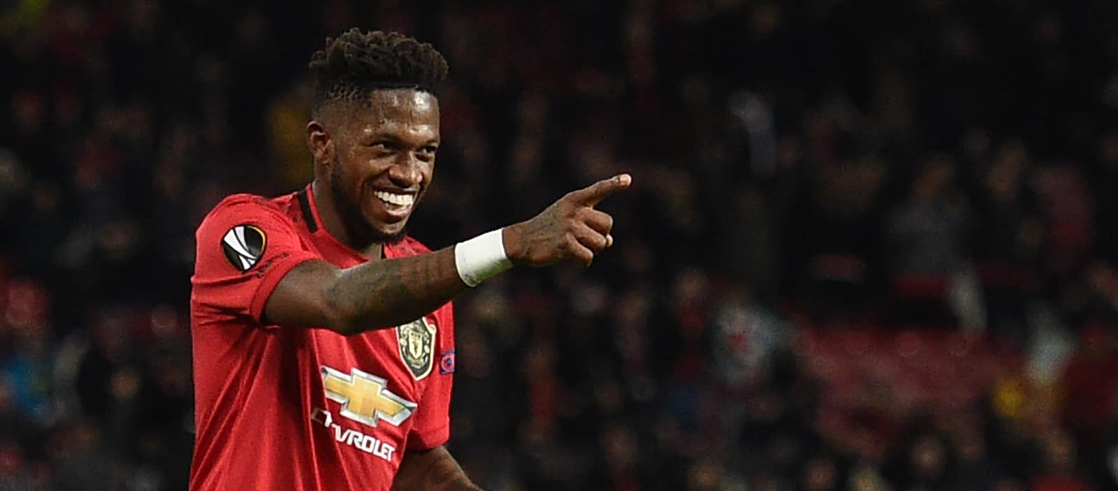 AS Roma target Man United's Fred as well as Chris Smalling