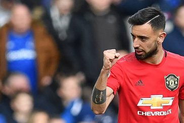 Bruno Fernandes shortlisted for Premier League Player of the Month award
