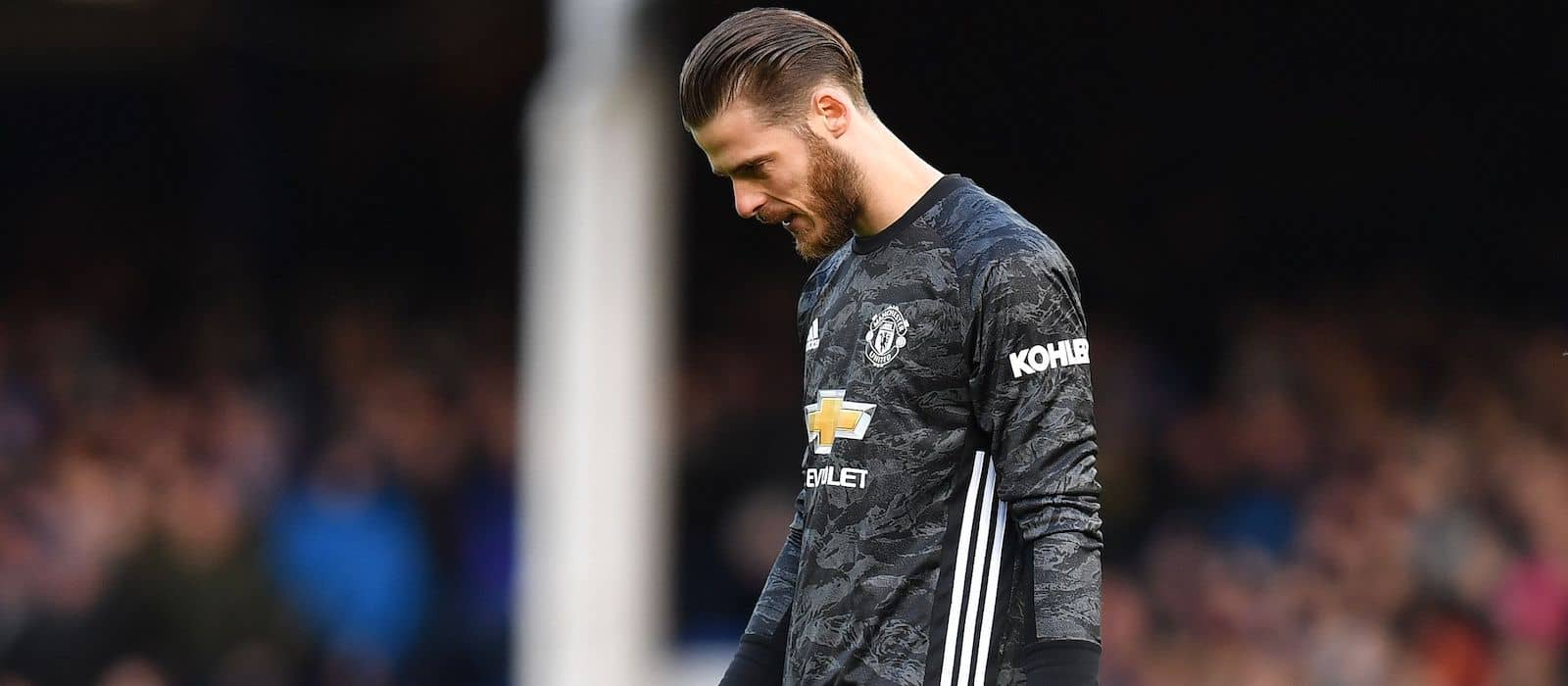 David de Gea's dreadful penalty save record – the stats behind the facts