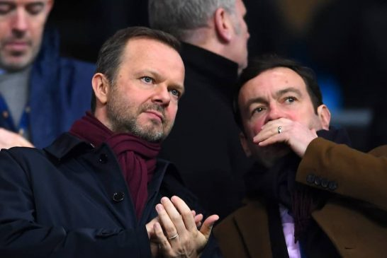 No director of football for Man United, claims The Athletic