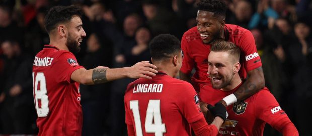Luke Shaw in awe of Manchester United's Bruno Fernandes - The Peoples Person