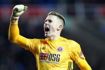 Dean Henderson eyeing number one spot for Manchester United