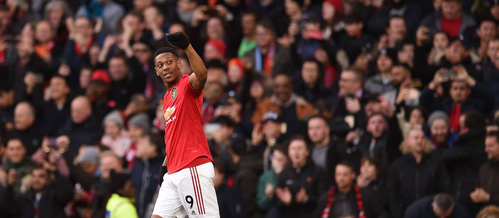 Anthony Martial's efficiency at Manchester United explained
