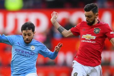 Manchester United do double over City in Manchester derby