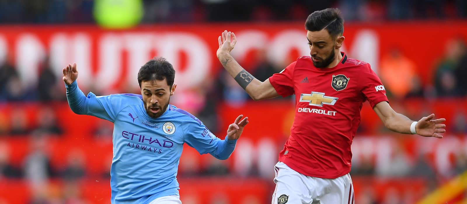 Manchester United fans delighted with Bruno Fernandes' performance vs Manchester City