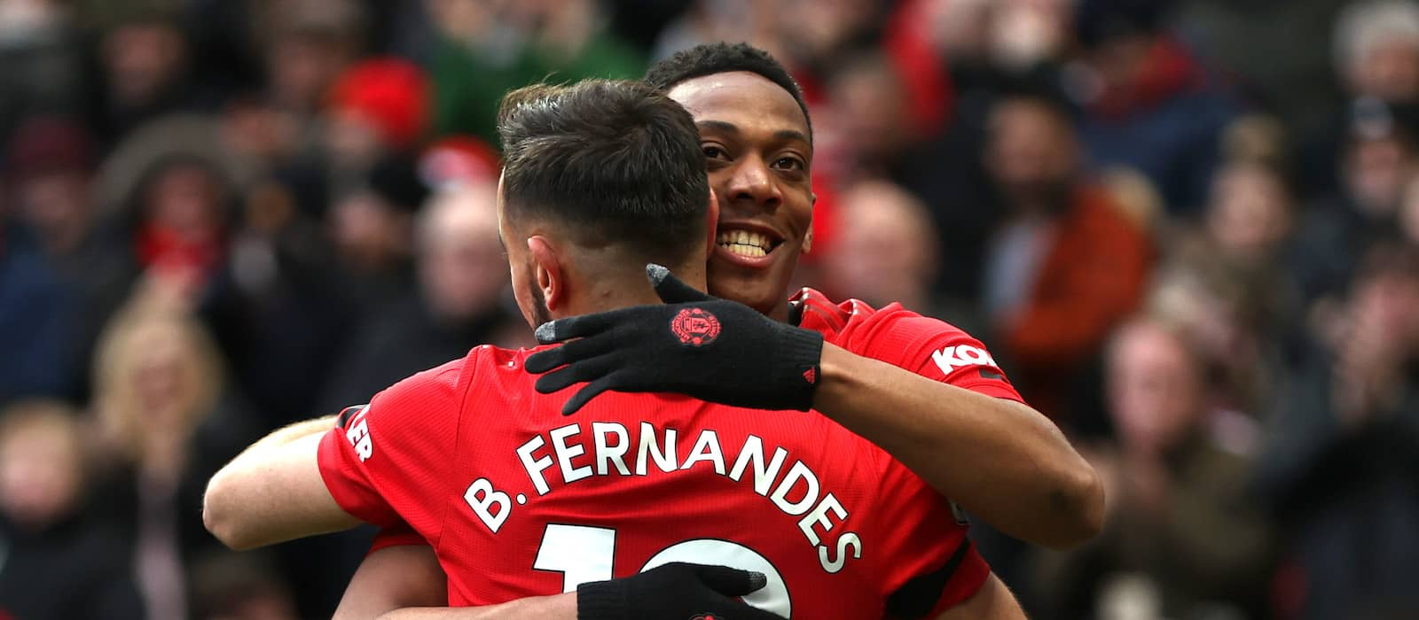 Ole Gunnar Solskjaer to make do without Anthony Martial