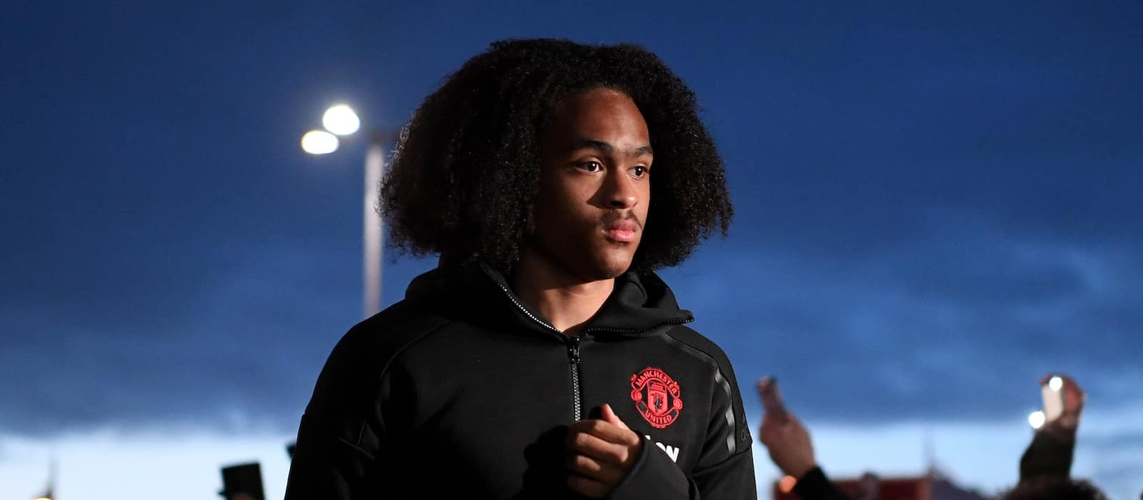 Tahith Chong signs up for Manchester United's 'brilliant plan'