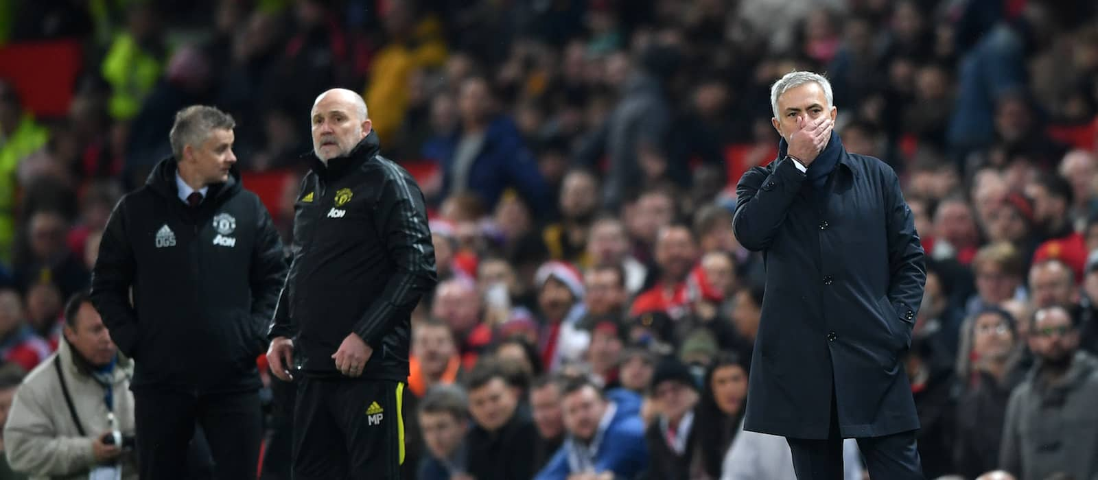 Jose Mourinho rattled by Ole Gunnar Solskjaer's comments
