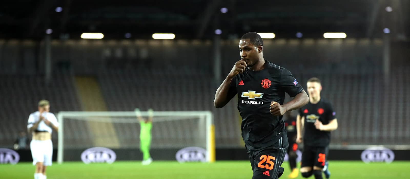 Odion Ighalo in talks with PSG, player's camp confirms