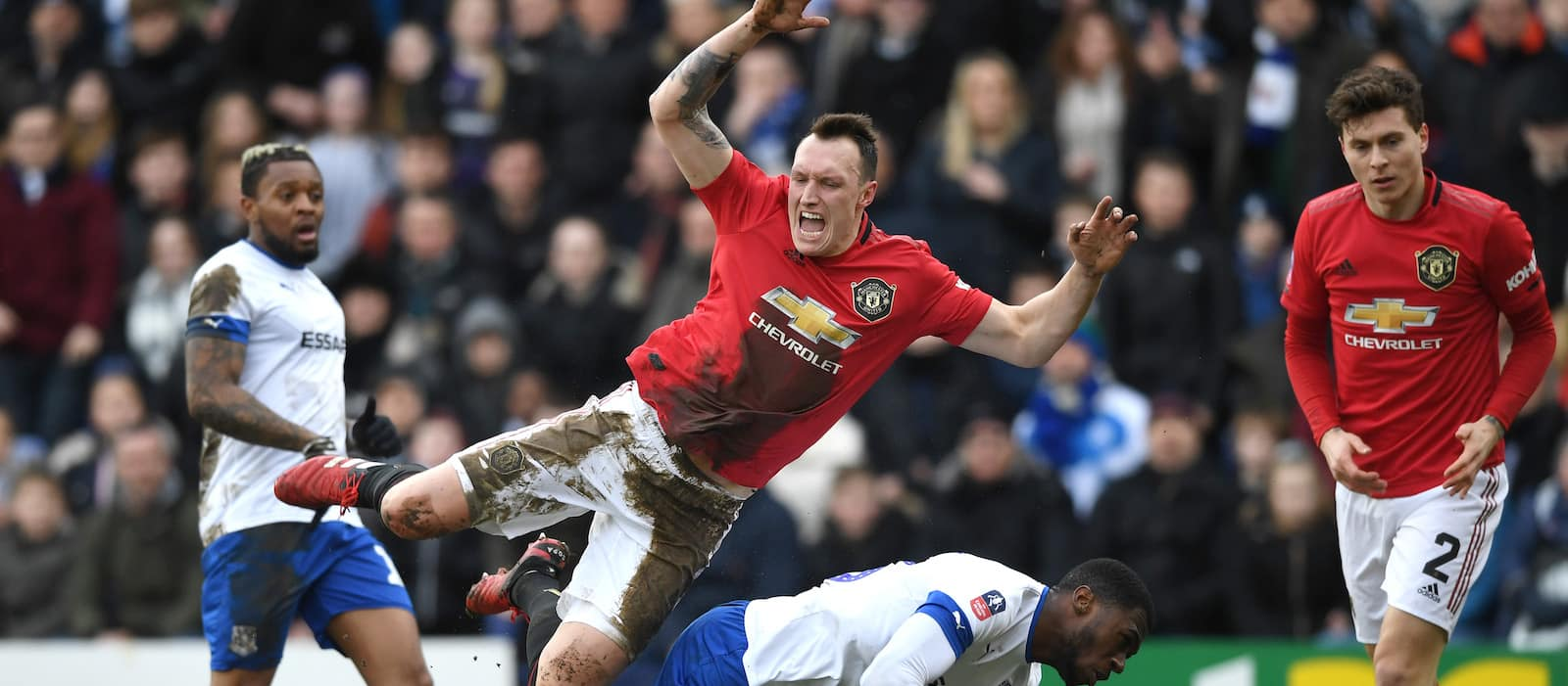 Phil Jones set for January move but destination remains unsettled