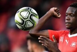 Denis Zakaria proves he's amongst Europe's best amid Manchester United interest