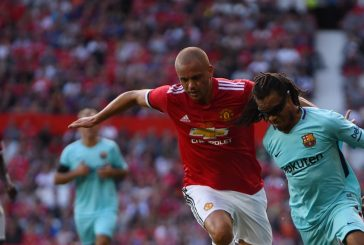 Wes Brown reserves praise for Manchester United's defenders