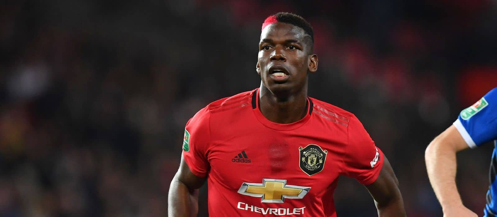 Paul Pogba sends positive message amid uncertain future